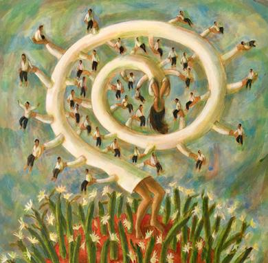 Decisiones|PinturadeLuz Letts| Compra arte en Flecha.es