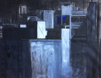 """EL MURO""|PinturadeLaura Valcárcel| Compra arte en Flecha.es"