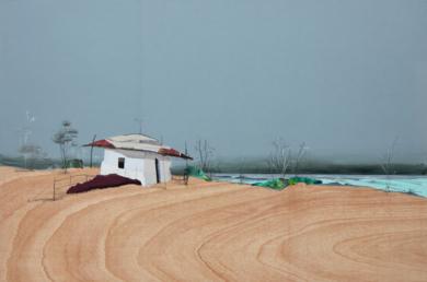 Tormenta de otoño|CollagedeEduardo Query| Compra arte en Flecha.es