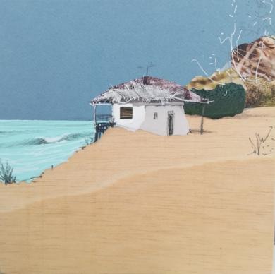 Fresco de septiembre|CollagedeEduardo Query| Compra arte en Flecha.es
