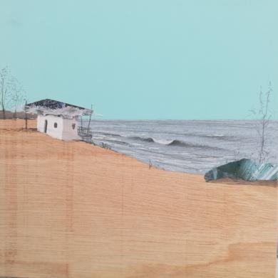 Marzo , tres de la tarde|CollagedeEduardo Query| Compra arte en Flecha.es