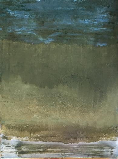 Aguacero|PinturadeEnric Correa| Compra arte en Flecha.es