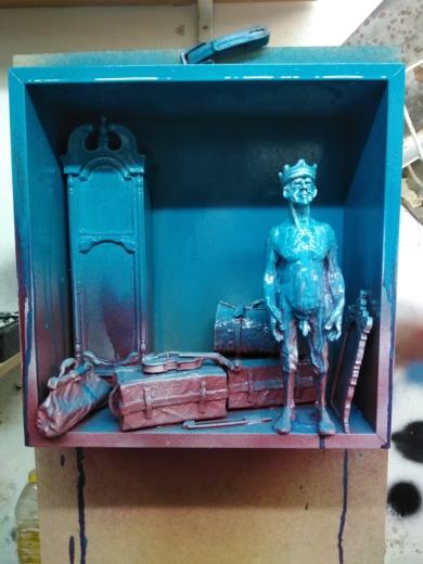 Mi reino|EsculturadeReula| Compra arte en Flecha.es