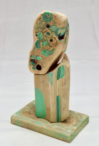 GREENWOOD I|EsculturadeISABELRUIZPERDIGUERO| Compra arte en Flecha.es