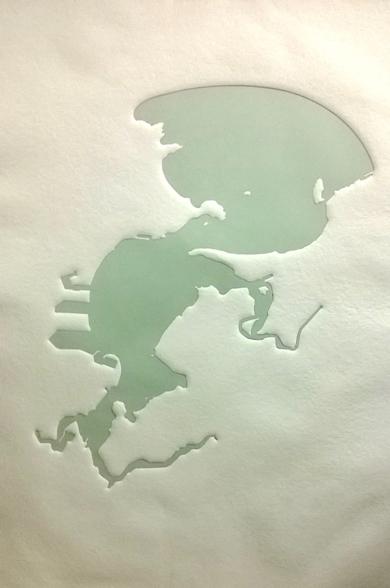 Bahía de Santander II|Obra gráficadeJaelius Aguirre| Compra arte en Flecha.es