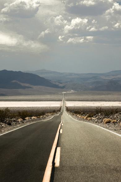 Death Valley - The distance DigitaldeBenedetta Mascalchi  Compra arte en Flecha.es