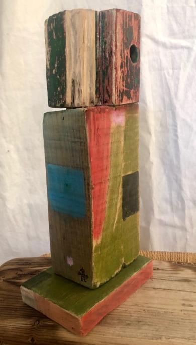 TOTEM I|EsculturadeISABELRUIZPERDIGUERO| Compra arte en Flecha.es