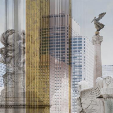 Roma/Tokio 1 (de la serie DOBLES)|DigitaldePaco Díaz| Compra arte en Flecha.es