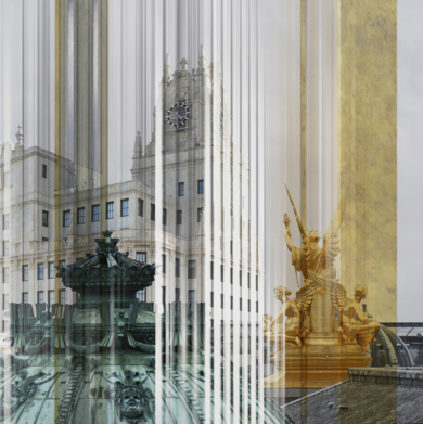 Madrid/París 4 (de la serie DOBLES) FotografíadePaco Díaz  Compra arte en Flecha.es