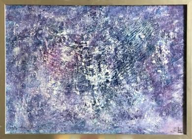 Galaxia|PinturadeEnric Correa| Compra arte en Flecha.es