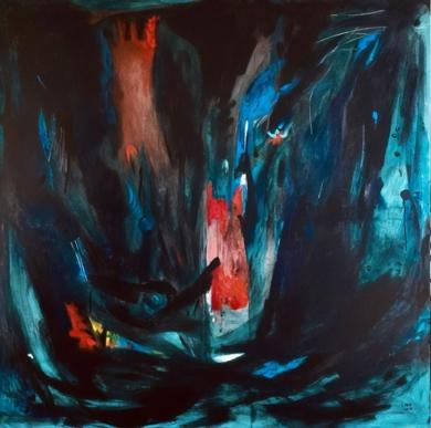 Sueño de ayer|PinturadeLika| Compra arte en Flecha.es