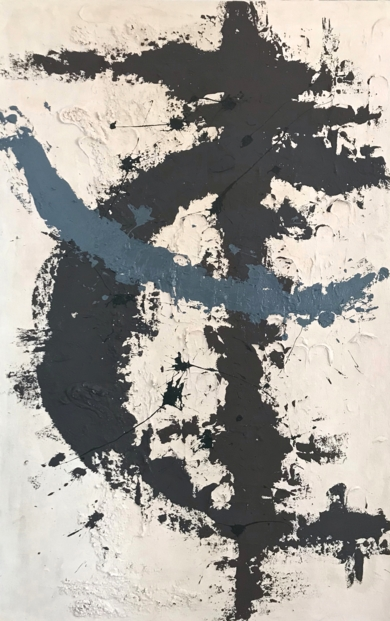 BLANCO Y ACERO|Imagen en movimientodeALFREDO MOLERO DOVAL| Compra arte en Flecha.es