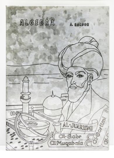 TEXTO ESCOLAR ÁLGEBRA A. BALDOR|EsculturadeMicaela Aljovín| Compra arte en Flecha.es