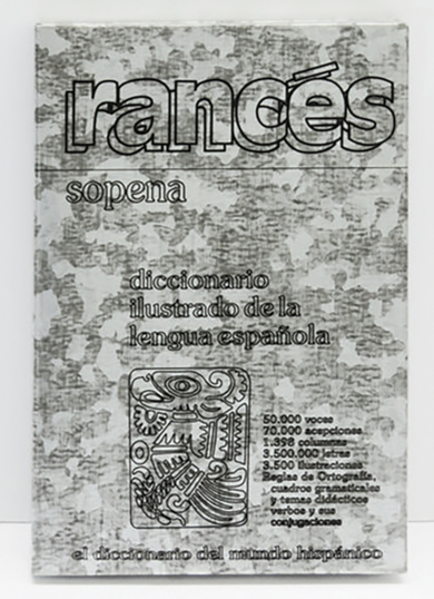 TEXTO ESCOLAR RANCÉS ENCICLOPEDIA - SOPENA|EsculturadeMicaela Aljovín| Compra arte en Flecha.es