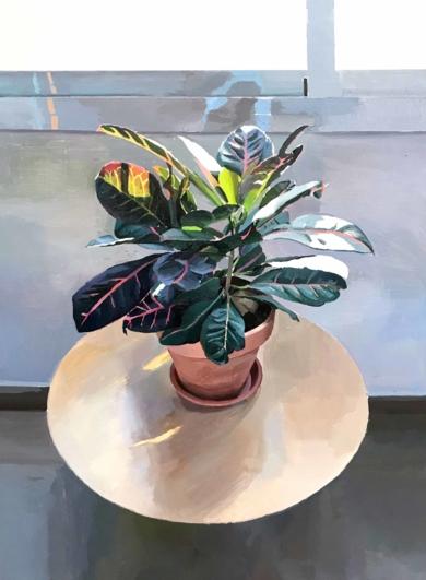 Interior Día|PinturadeAntonio Barahona| Compra arte en Flecha.es