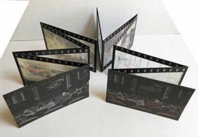 Sesión continua.  Libro de artista|Obra gráficadeAna Valenciano| Compra arte en Flecha.es