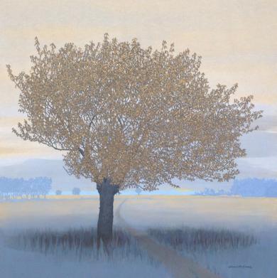 Luz de amanecer|PinturadeCharlotte Adde| Compra arte en Flecha.es