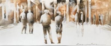 RENACIMIENTO II|DibujodeMenchu Uroz| Compra arte en Flecha.es