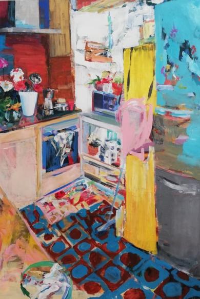 Blanca|PinturadeAngeli Rivera| Compra arte en Flecha.es