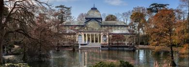 Palacio de Cristal   (dos tamaños)|FotografíadeLeticia Felgueroso| Compra arte en Flecha.es