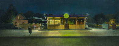 Johannes Grill|PinturadeOrrite| Compra arte en Flecha.es