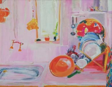 Pedro|PinturadeAngeli Rivera| Compra arte en Flecha.es