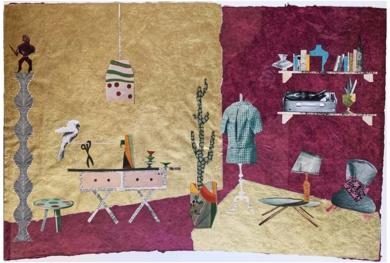 El Taller de Costura|CollagedeMero Pil Pil| Compra arte en Flecha.es