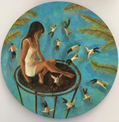 Maromas|PinturadeLuz Letts| Compra arte en Flecha.es