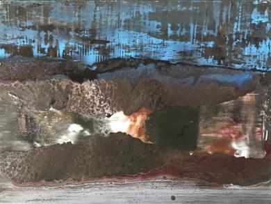 Túnel|PinturadeEnric Correa| Compra arte en Flecha.es
