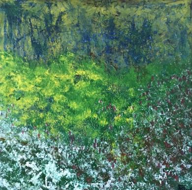 Spring time|PinturadeEnric Correa| Compra arte en Flecha.es