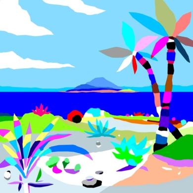 El mundo perdido|DibujodeALEJOS| Compra arte en Flecha.es