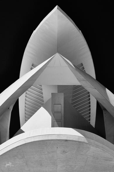 Palau de les Arts Reina Sofía|FotografíadeJavier Bueno| Compra arte en Flecha.es