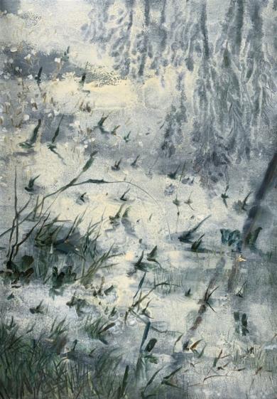 CASTRO VIII|PinturadeAna Zaragozá| Compra arte en Flecha.es