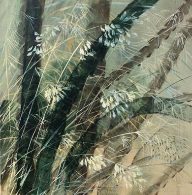 HAIKU. I|PinturadeAna Zaragozá| Compra arte en Flecha.es