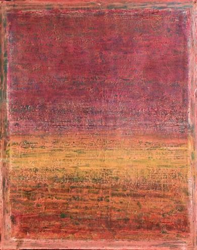 Calidez (homenaje a Mark Rothko)|PinturadeEnric Correa| Compra arte en Flecha.es