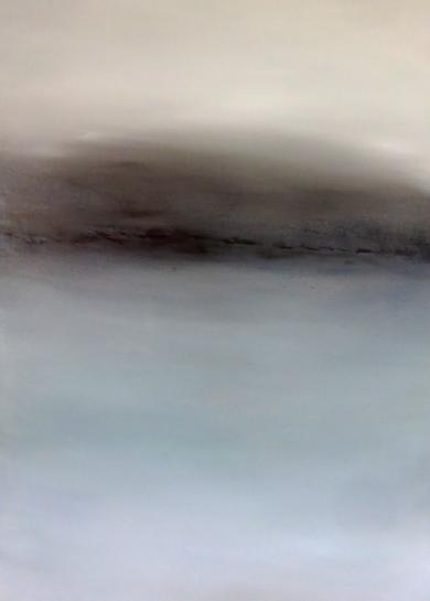 Y antes de que inicie la noche vendré contigo.|PinturadeEsther Porta| Compra arte en Flecha.es