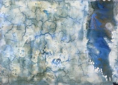 Mar muerto|PinturadeEnric Correa| Compra arte en Flecha.es