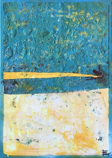 Partición II|PinturadeEnric Correa| Compra arte en Flecha.es