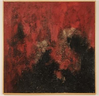 Etna|PinturadeInes Capella| Compra arte en Flecha.es
