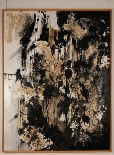 Sabbia|PinturadeInes Capella| Compra arte en Flecha.es