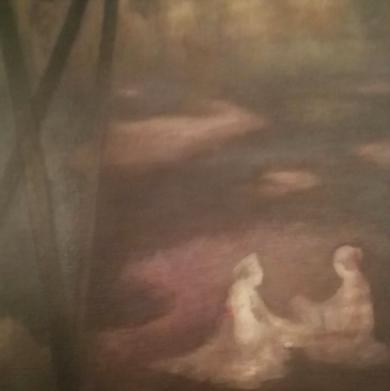 Niebla|PinturadeVerónica Bustamante Loring| Compra arte en Flecha.es