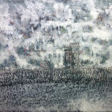 Babel 2.0|PinturadeJorge Regueira| Compra arte en Flecha.es