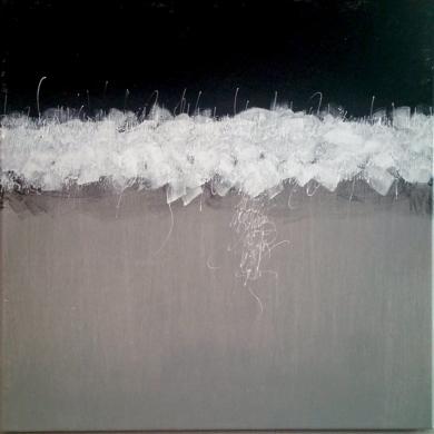 Falsa equidistancia|PinturadeJorge Regueira| Compra arte en Flecha.es