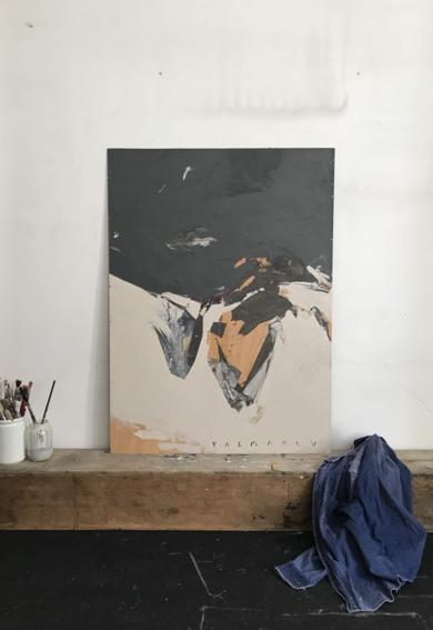 Terra|PinturadePalma Alvariño| Compra arte en Flecha.es