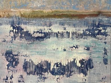 Catarata|PinturadeEnric Correa| Compra arte en Flecha.es
