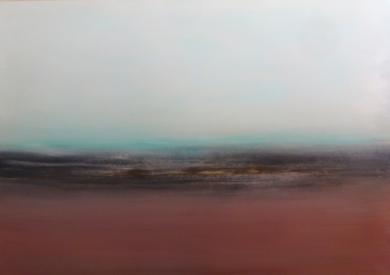 En esta tierra|PinturadeEsther Porta| Compra arte en Flecha.es