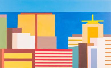 Diagonal mar|PinturadeMarcos Peinado| Compra arte en Flecha.es