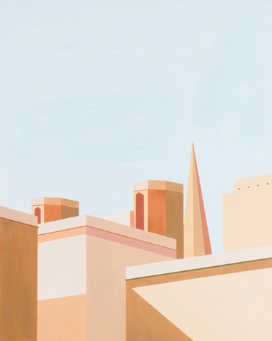 Catedral|PinturadeMarcos Peinado| Compra arte en Flecha.es