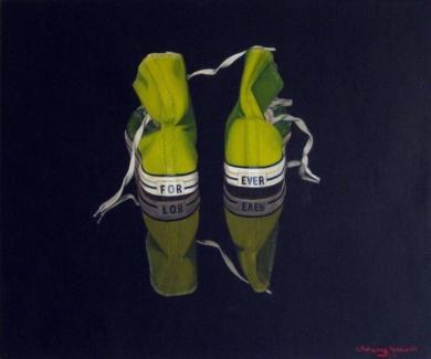 Forever|PinturadeNacho Rodríguez Izquierdo| Compra arte en Flecha.es