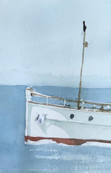 Proa|PinturadeIñigo Lizarraga| Compra arte en Flecha.es